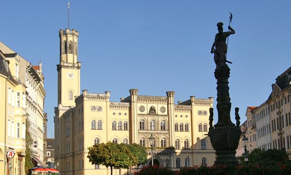 Zittau - die historische Stadt im Südosten Sachsen