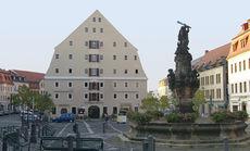 Salzhaus auf der Zittauer Neustadt