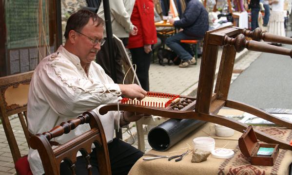 Das Gabler Straßenfest in Lückendorf